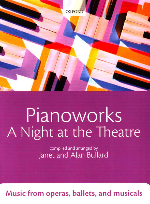 Pianoworks. A Night At The Theatre - Partition - laflutedepan.com