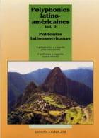 Polyphonies Latino-Américaines Volume 2 - laflutedepan.com