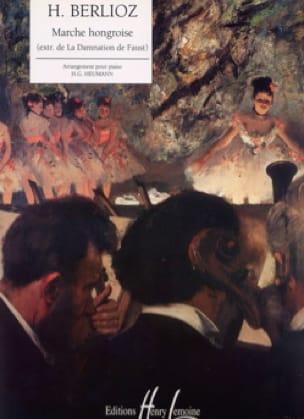 Marche Hongroise - BERLIOZ - Partition - Piano - laflutedepan.com