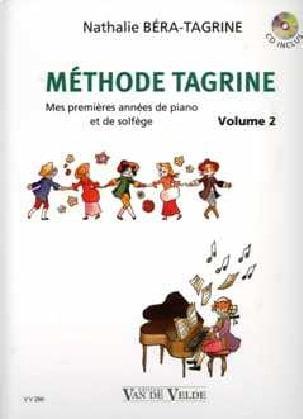 Méthode Tagrine - Volume 2 TAGRINE Partition Piano - laflutedepan
