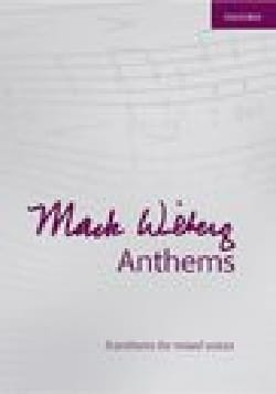 Anthems Mack Wilberg Partition Chœur - laflutedepan