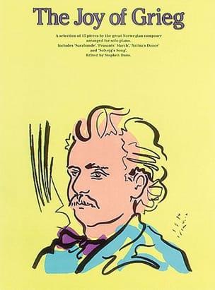 Joy Of Grieg GRIEG Partition Piano - laflutedepan