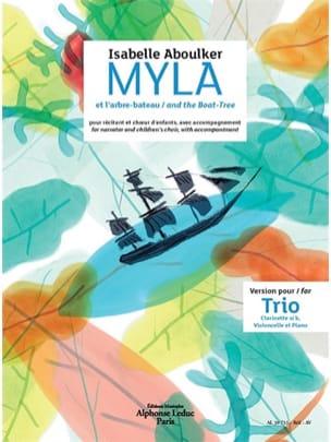 Myla et l'arbre-bateau. Version Trio Isabelle Aboulker laflutedepan