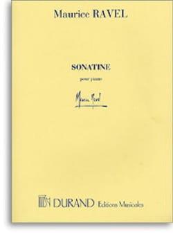 Maurice Ravel - ソナチネ - Partition - di-arezzo.jp