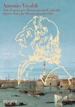 Arie d' Opera Per Mezzosoprano / Contralto VIVALDI laflutedepan