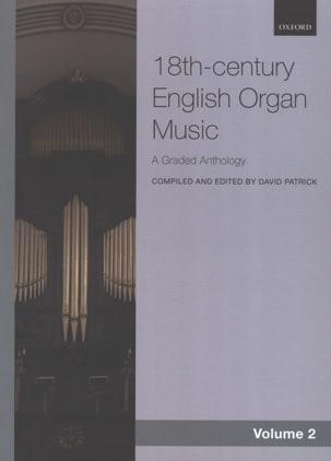 18th century english organ music. Volume 2 - laflutedepan.com