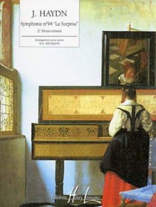 Symphonie 94 la Surprise - HAYDN - Partition - laflutedepan.com