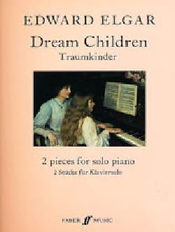 Dream Children - Opus 43 ELGAR Partition Piano - laflutedepan