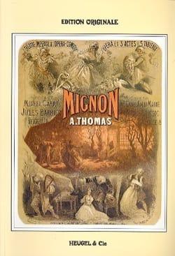 Mignon Ambroise Thomas Partition Opéras - laflutedepan