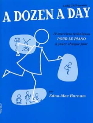 A Dozen A Day Volume 1 en Français - Partition - laflutedepan.com