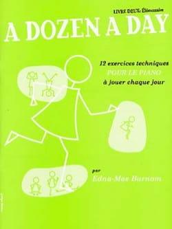- A Dozen A Day Volume 2 in English - Partition - di-arezzo.co.uk
