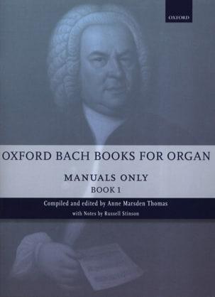 BACH - Oxford Bach Books per Volume 1 - Partition - di-arezzo.it
