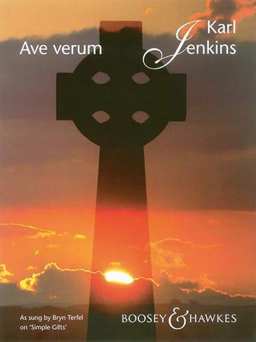 Ave Verum - Karl Jenkins - Partition - Mélodies - laflutedepan.com