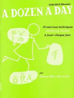 A Dozen A Day Volume 2 en Français - Partition - laflutedepan.com