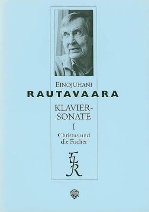 Sonate N°1 Op. 50 Einojuhani Rautavaara Partition Piano - laflutedepan