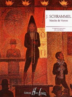 Marche De Vienne - Johann Schrammel - Partition - laflutedepan.com