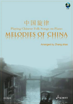 Melodies Of China - Partition - Piano - laflutedepan.com