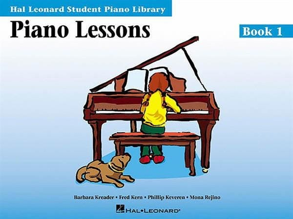 Piano lessons Book 1 - laflutedepan.com