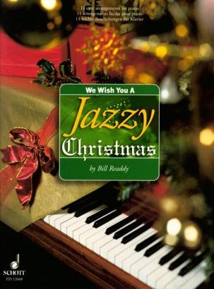 Jazzy Christmas Partition Piano - laflutedepan
