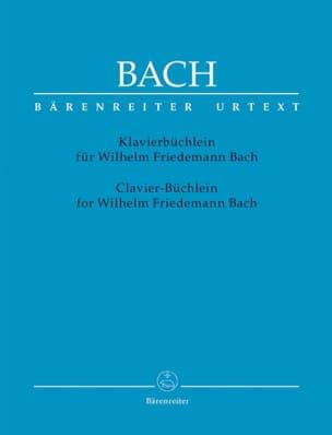 Klavierbüchlein für Wilhelm Friedemann Bach. Urtext der Neuen Bach-Ausgabe laflutedepan