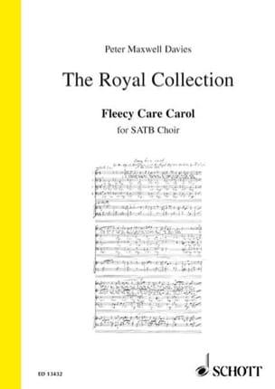 Fleecy Care Carol Davies Peter (Sir) Maxwell Partition laflutedepan