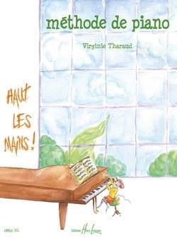 Méthode de Piano Virginie Tharaud Partition Piano - laflutedepan