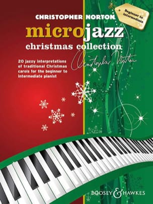 Christopher Norton - Microjazz Christmas Collection. Beginner Level A Intermediate - Partition - di-arezzo.co.uk