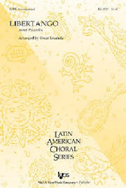 Libertango Astor Piazzolla Partition Chœur - laflutedepan