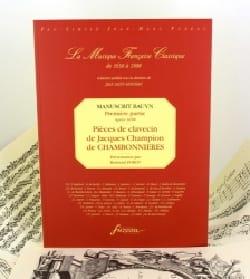 Pièces de Clavecin Du Manuscrit Bauyn laflutedepan