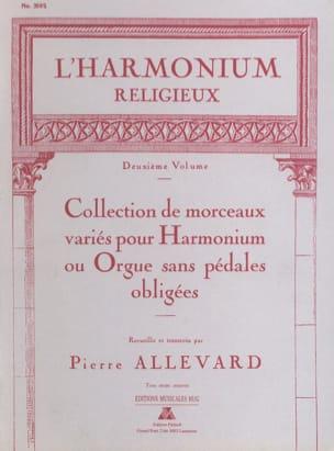 L' Harmonium Religieux Volume 2 Partition Orgue - laflutedepan