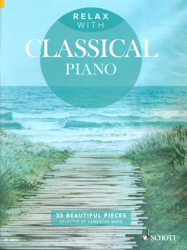 Relax with classical piano - Partition - Piano - laflutedepan.com