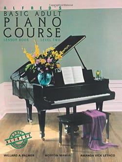 Alfred's Basic Adult Piano Course - Volume 2 - laflutedepan.com