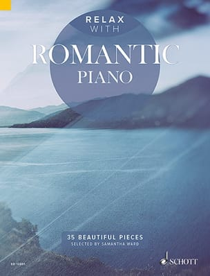 Relax with romantic piano Partition Piano - laflutedepan