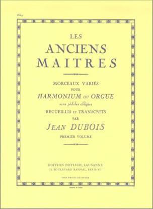 Les Anciens Maitres, Volume 1 Partition Orgue - laflutedepan
