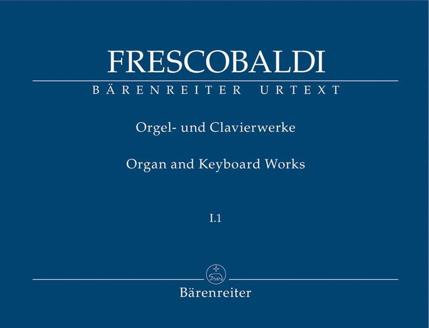 Oeuvres pour Orgue et Clavier. Volume 1-1 - laflutedepan.com