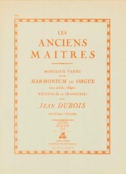 Les Anciens Maitres, Volume 2 Partition Orgue - laflutedepan