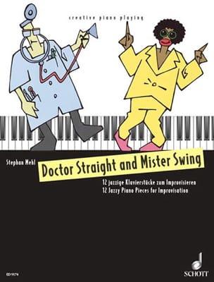 Docteur Straight And Mister Swing - Mehl - laflutedepan.com