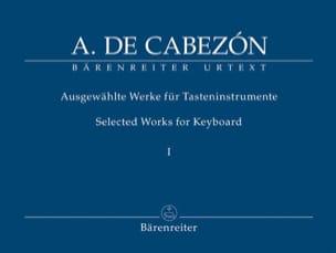 Ausgewählte Werke Fûr Tasteninstrumente Volume 1 laflutedepan