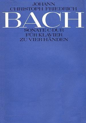 Sonate En Ut. 4 Mains 1791 - laflutedepan.com
