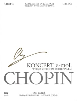 Concerto pour piano n° 1 en Mi mineur Opus 11 CHOPIN laflutedepan