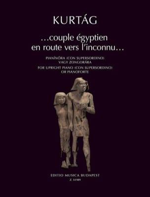... Couple égyptien en route vers l'inconnu KURTAG laflutedepan