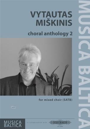 Choral Anthology. Volume 2 Vytautas Miskinis Partition laflutedepan