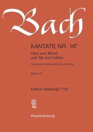 Cantate 147 Herz Und Mund Und Tat Und Leben BACH laflutedepan