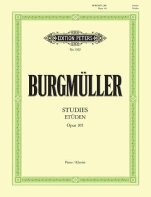 Etudes Brillantes et Mélodiques. Opus 105 laflutedepan