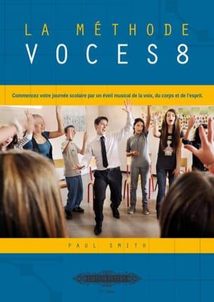 La Méthode Voces 8 Livre Technique vocale et chorale - laflutedepan