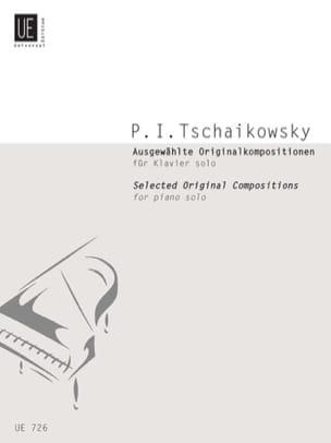 Ausgewählte Originalkompositionen - TCHAIKOVSKY - laflutedepan.com