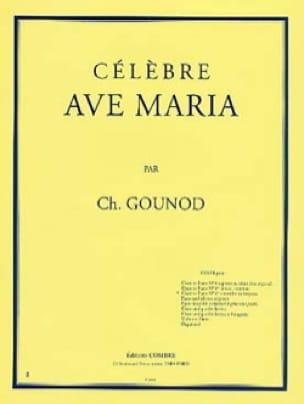 Ave Maria N°1 Ter. Contralto Ou Baryton. - GOUNOD - laflutedepan.com