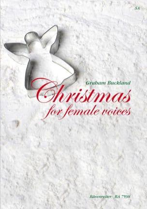 Christmas For Female Voices Partition Chœur - laflutedepan