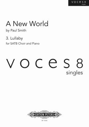 Lullaby Paul SMITH Partition Chœur - laflutedepan