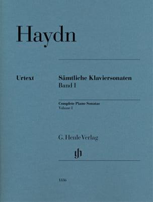 Sonates Complètes Pour Piano Volume 1 HAYDN Partition laflutedepan